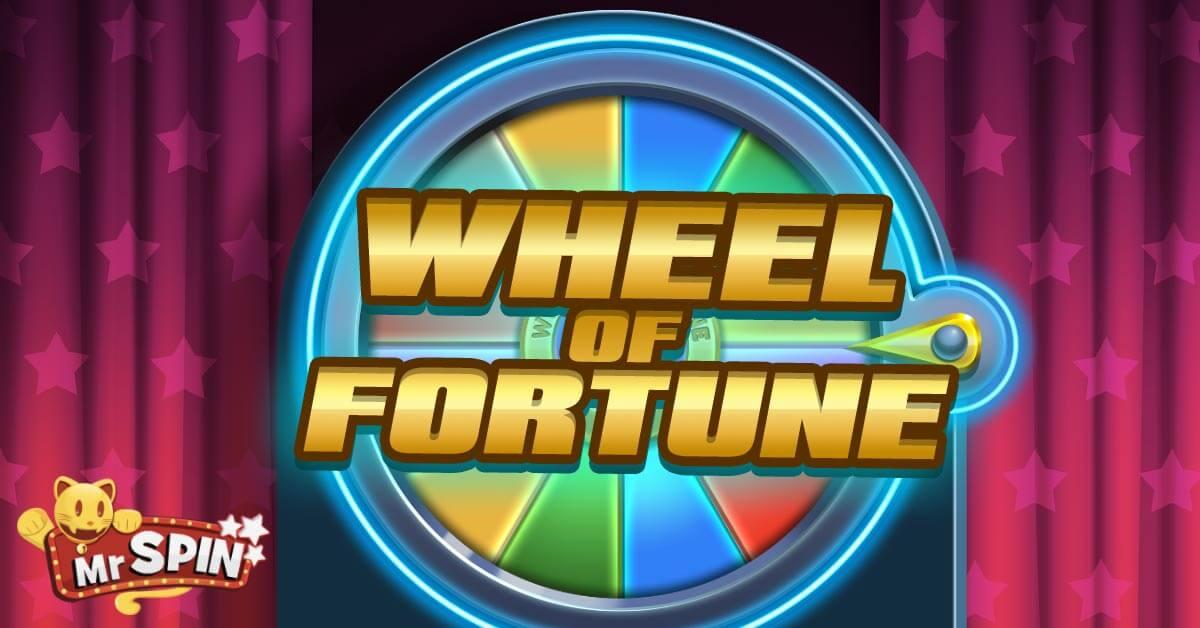 Wheel Of Fortune Casino Bonuses Mr Spin Blog