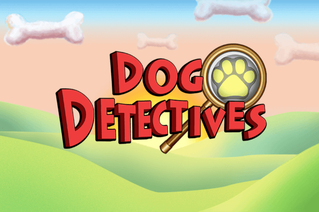 Dog Detectives mobile slots by Mr Spin Casino