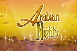 Arabian Nights mobile slots by Mr Spin Casino