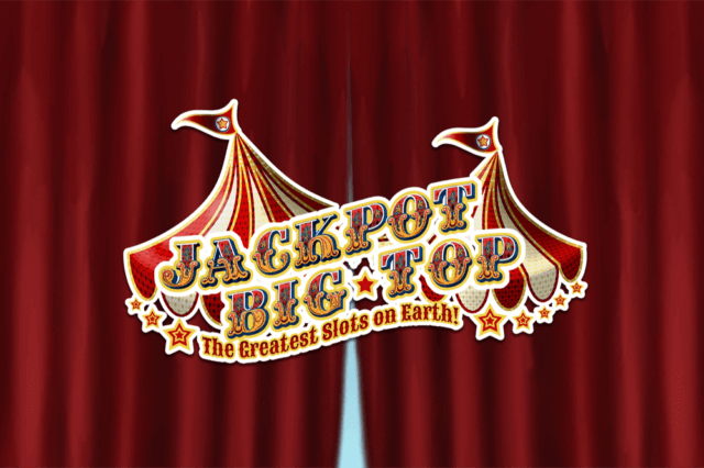 Jackpot Big Top mobile slots by Mr Spin Casino