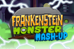 Frankenstein Monster Mash Up mobile slots by Mr Spin