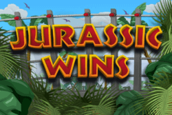 Jurassic Wins mobile slots by Mr Spin Casino