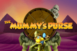 The Mummy's Purse mobile slots by Mr Spin Casino
