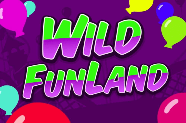 Wild Funland mobile slots by Mr Spin Casino