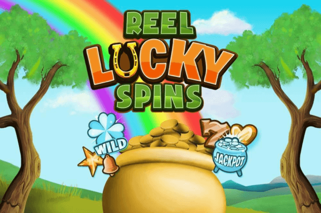 Reel Lucky Spins mobile slots by Mr Spin Casino