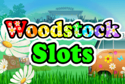 Woodstock Slots mobile slots by Mr Spin Casino