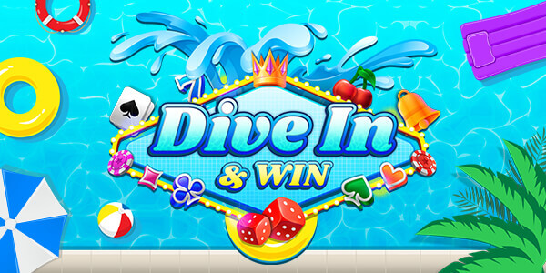 Dive In & Win with Mr Spin's £15,000 summer prize giveaway!*